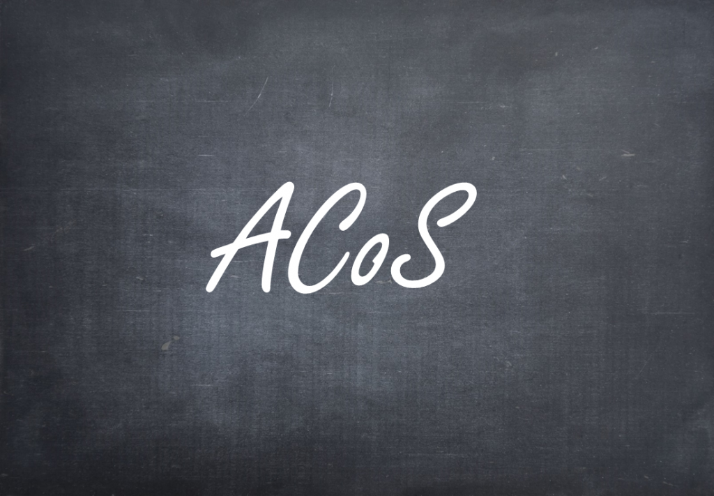 Definition von ACoS