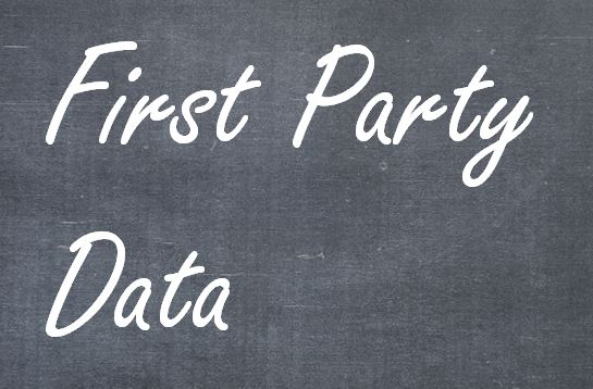 Definition von First Party Data