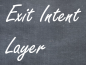 exit intent layer